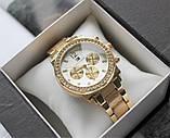 Женские наручные часы Tommy Hilfiger 21883 золотые, фото 5