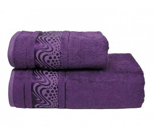 Бамбуковое полотенце Mariposa Aqua 50х90, фото 2