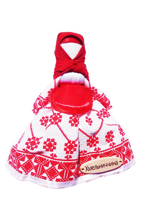 Кукла мотанка Hega Хмельницкая область Хмельнитчина (230-22)
