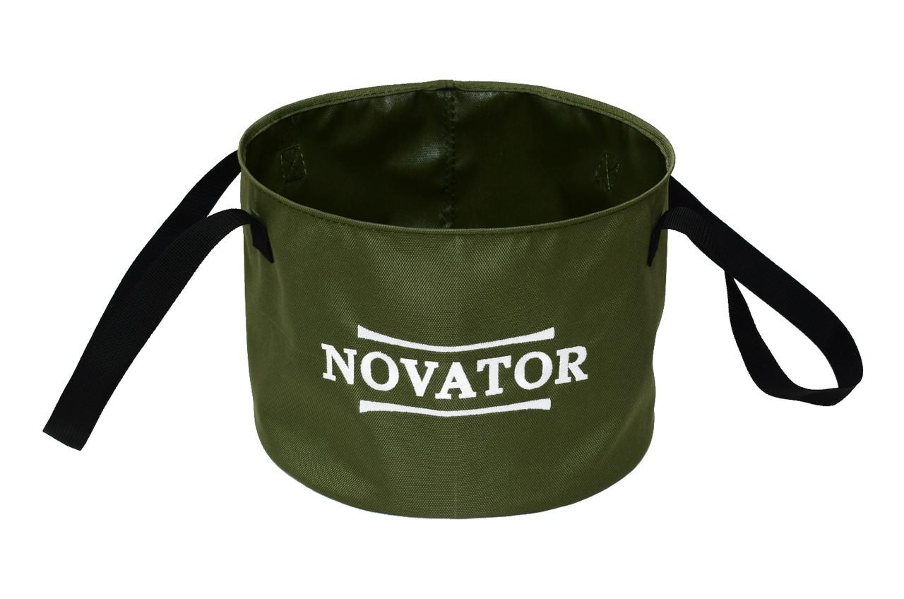 Ведро для прикормки Novator VD-1 (30x23 см)