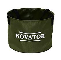 Ведро для прикормки Novator VD-1 (30x23 см), фото 3