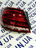 Задний фонарь наружный левый Mercedes W212 рестайл A2129060703, фото 3