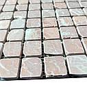 Мраморная мозаика Terracotta Mix антик МКР-2СВА (23x23), фото 3