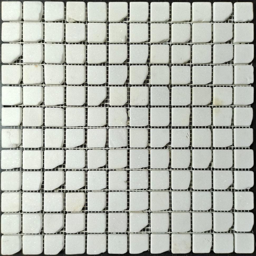 Мраморная мозаика Calizia Marbella антик МКР-2СВА (23x23)