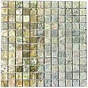 Мраморная мозаика Bidasar Green матовая МКР-2СН (23x23), фото 4
