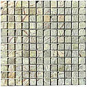 Мраморная мозаика Bidasar Green антик МКР-2СВА (23x23), фото 4