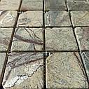 Мраморная мозаика Bidasar Brown антик МКР-3СВА (47x47), фото 3