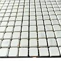 Thassos мозаика из мрамора матовая МКР-4СВ (15x15), фото 3