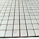 Thassos мозаика из мрамора полированная МКР-4П (15x15), фото 3