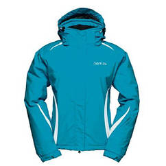 Жіноча синя лижна зимова куртка dare2b