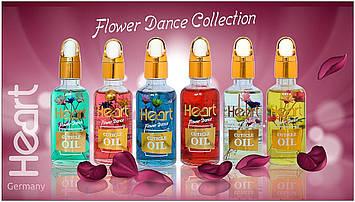 Масло цветочное для кутикулы 30 мл Heart