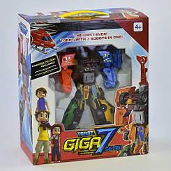 Трансформер Тобот 7061 Giga 7, 7в1