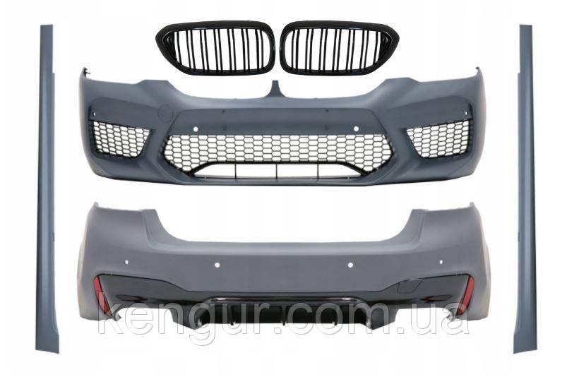 Обвес BMW G30 стиль 5M