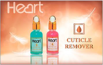 Гель кислотный для удаления кутикул HEART Cuticle Remover 15мл