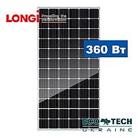 Сонячні батареї Longi Solar LR6-72РЕ 360W PERC монокристаллическая 360 Вт 5 BB