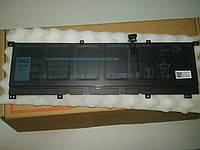 Оригинальная батарея для ноутбука Dell 8N0T7 (XPS 15 9575) 11.4V 6254mAh 75Wh Black