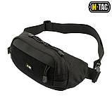 Сумка поясная Waist Bag Black, M-Tac, фото 3