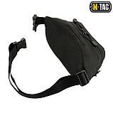 Сумка поясная Waist Bag Black, M-Tac, фото 4