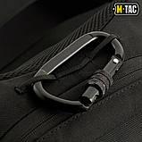 Сумка поясная Waist Bag Black, M-Tac, фото 6