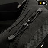 Сумка поясная Waist Bag Black, M-Tac, фото 5
