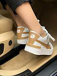 Кроссовки PUMA Cali Leather Suede Women's Sneakers, фото 10