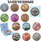 Тени для Век Коричневые Насыщенные Nuobeier № 518 Запеченные, Тон 15, Декоративна Косметика, фото 3