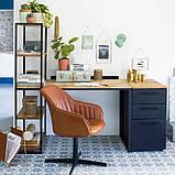 Офисный письменный стол стеллаж NORDIC, фото 6