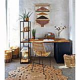 Офисный письменный стол стеллаж NORDIC, фото 7