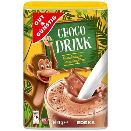 Какао- напій G&G Choco Drink Kakao 800гр, фото 2