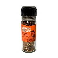 Перец сычуаньский, чили и имбирь смесь (мельница) Jamie Oliver, 35г