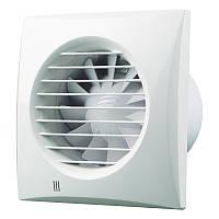 Вентилятор Вентс 100 Квайт-Майлд В с выключателем