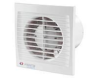 Вентс 125 Силента СТ бытовой вентилятор с таймером