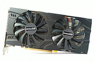 Видеокарта INNO3D X2 GTX 1060 (6GB/GDDR5/192bit) N106F-5SDN-N5GS БУ