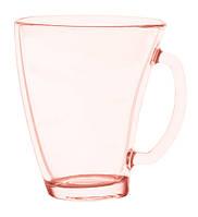 Чашка Luminarc Шейп Розовая