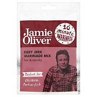 Приправа Fiery Jerk (смесь копченой паприки, перца и трав) Jamie Oliver, 30г