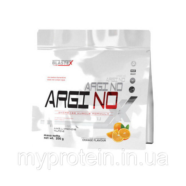 BLASTEX Аргинин Argi NO (AAKG+L-arginine+taurine) 200 g