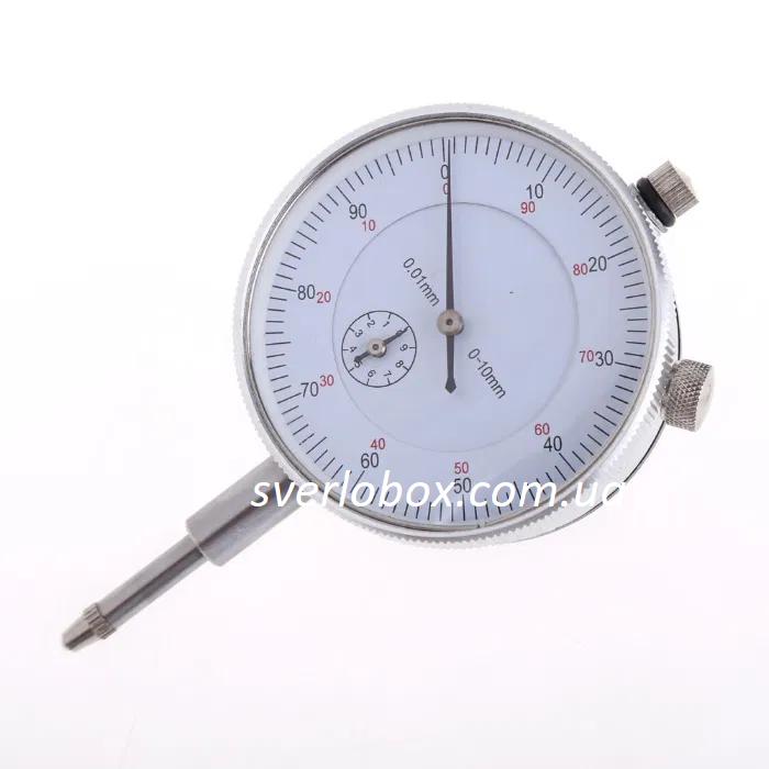 Індикатор годинникового типу ИЧ 10 з вушком ( КЛАС 1)
