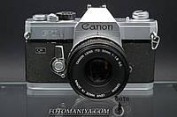 Canon FTb kit Canon FD 50mm f1.8 S.C, фото 1