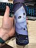 Милый термос 0.5 л с котенком из нержавеющей стали