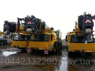 Оренда автокрана 110 тонн Grove GMK 5110