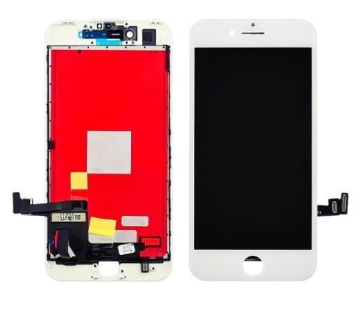 Дисплей Apple iPhone 7 з сенсорним склом (Білий) Original PRC