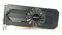 Видеокарта PNY GTX 1060 (3GB/GDDR5/192bit) GF1060GTX3GEPB БУ, фото 1