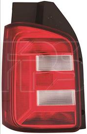 Фонарь задний левый 2 двери для VW Transporter T6 2015-