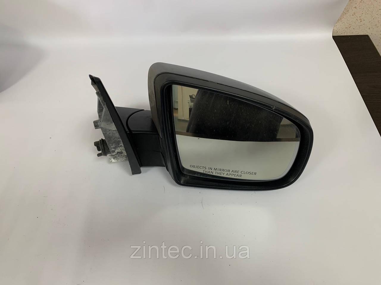 BMW X5 (E70) Зеркало передней правой двери 71368877181175 1941475