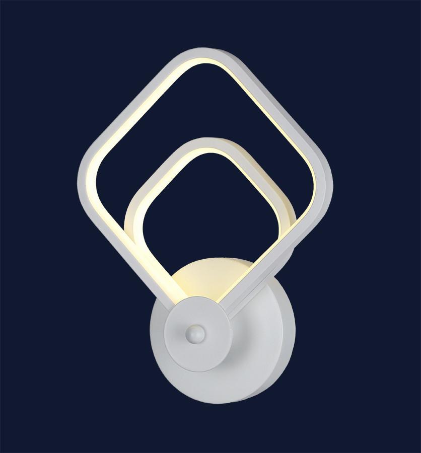 Світлодіодний світильник Бра 801L1029 WH