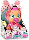 Интерактивная кукла Плакса Cry Babies Fancy Doll Фламинго, фото 2