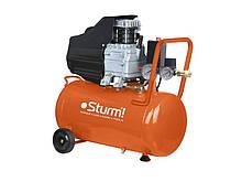 Повітряний компресор (1500Вт, 24л) Sturm AC9315