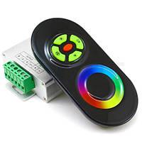Контроллер PROlum 18А RF полусенсорный Чёрный 12В RGB