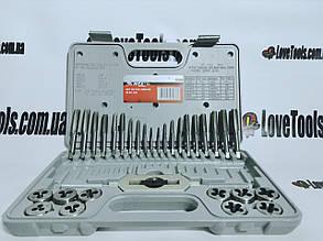 Набор метчиков и плашек М3-М12, 31 предмет MTXMaster