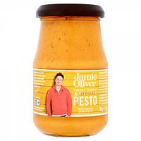 Песто с помидорами черри и сыром рикотта Jamie Oliver, 190г